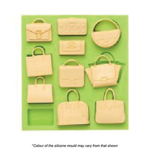 ASSORTED BAG SILICONE MOULD