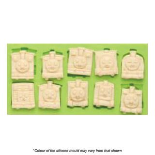 THOMAS SILICONE MOULD