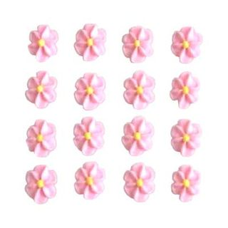APPLE BLOSSOM SUGAR FLOWERS (168)  PINK