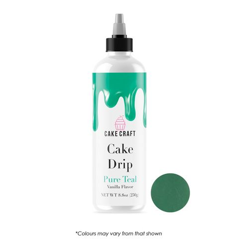 CAKE CRAFT | CAKE DRIP | PURE TEAL | 250G