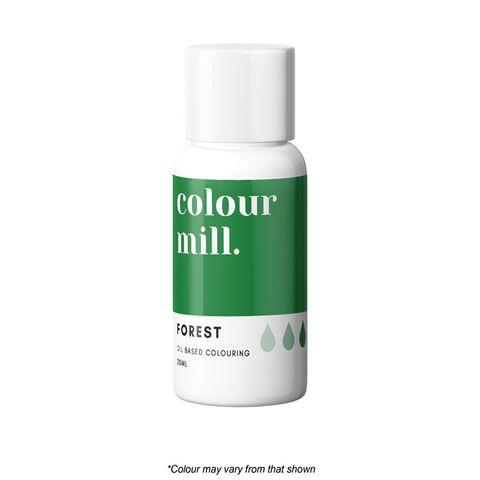 COLOUR MILL | FOREST | FOOD COLOUR | 20ML