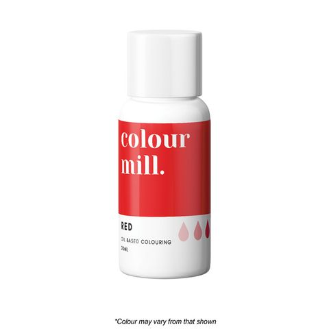 COLOUR MILL | RED | FOOD COLOUR | 20ML