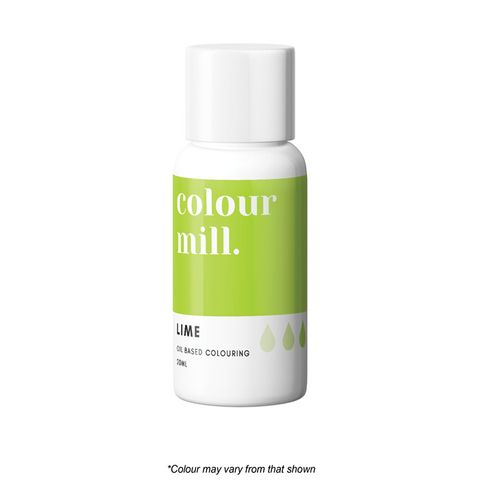 COLOUR MILL | LIME | FOOD COLOUR | 20ML