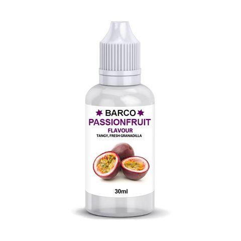 BARCO | FLAVOURS | PASSIONFRUIT | 30ML