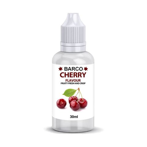 BARCO | FLAVOURS | CHERRY | 30ML