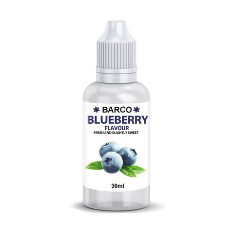 BARCO | FLAVOURS | BLUEBERRY | 30ML