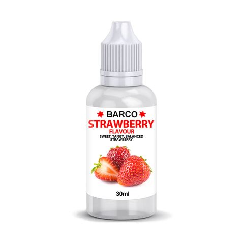 BARCO | FLAVOURS | STRAWBERRY | 30ML