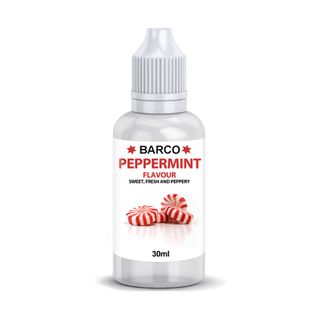 BARCO | FLAVOURS | PEPPERMINT | 30ML