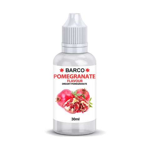 BARCO | FLAVOURS | POMEGRANATE | 30ML