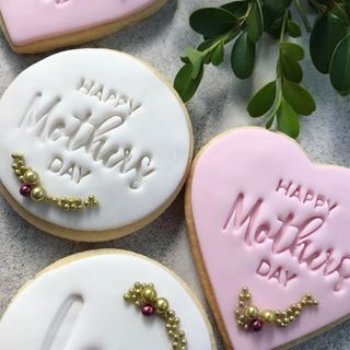 HAPPY MOTHER'S DAY | EMBOSSER