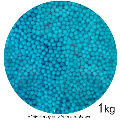 SPRINK'D | SUGAR BALLS | PASTEL BLUE | 4MM | 1KG