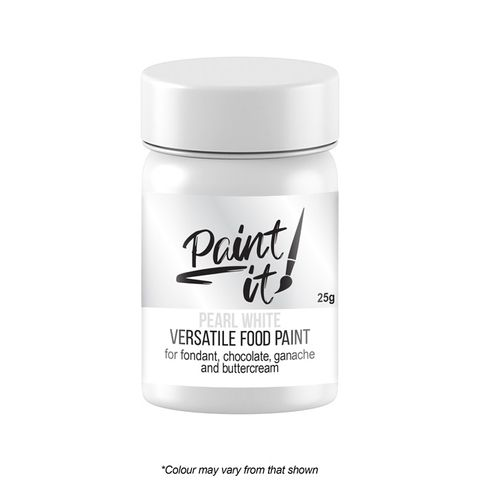 PAINT IT | PEARL WHITE | 25G
