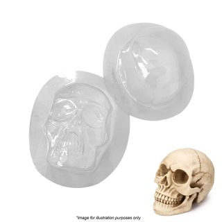 3D SKULL | CHOCOLATE MOULD | SMALL