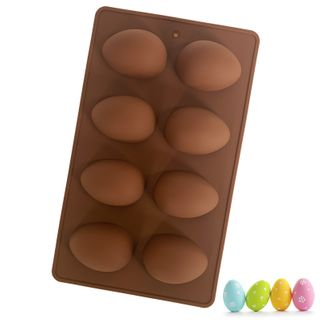 8 EASTER EGG | SILICONE MOULD