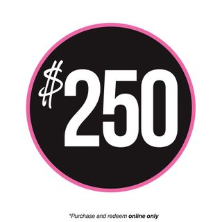 GIFT VOUCHER | $250