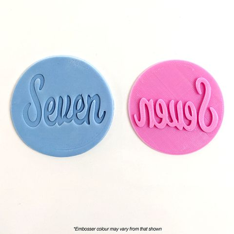 SEVEN | STAMP
