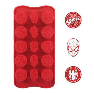 SPIDERMAN - SILICONE CHOCOLATE MOULD
