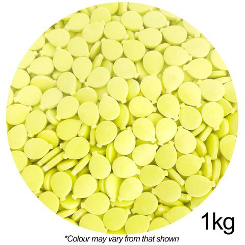 SPRINK'D   BALLOONS   YELLOW   12MM   1KG