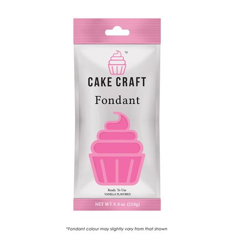 CAKE CRAFT | FONDANT | BLUSH PINK | 250G