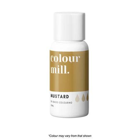 COLOUR MILL | MUSTARD | FOOD COLOUR | 20ML