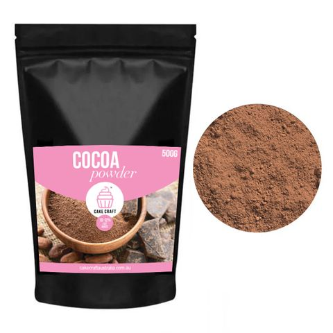 CAKE CRAFT | LOW FAT COCOA POWDER | 500G