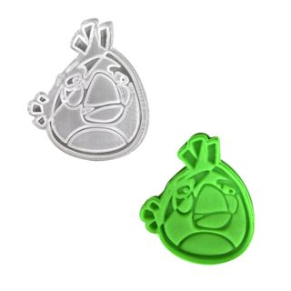 ANGRY BIRDS 8 PLUNGER CUTTER