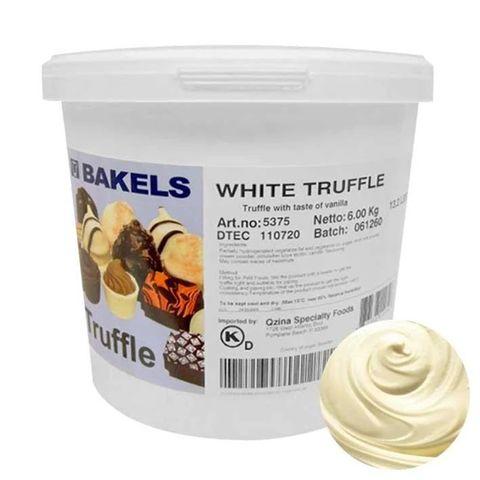 BAKELS - WHITE TRUFFLE 6KG