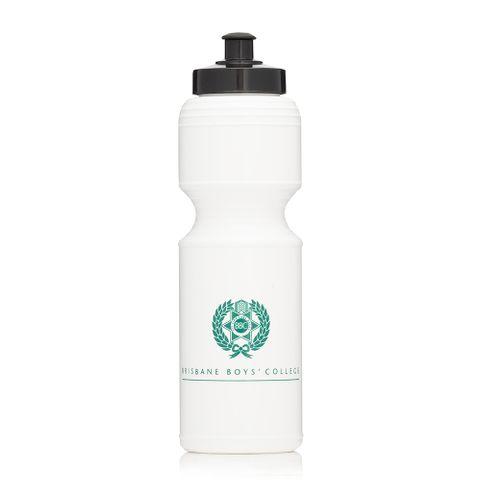 BBC Water Bottle White