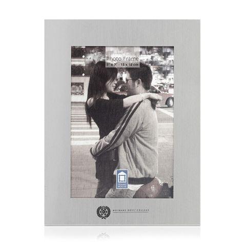 BBC Photo Frame Aluminium