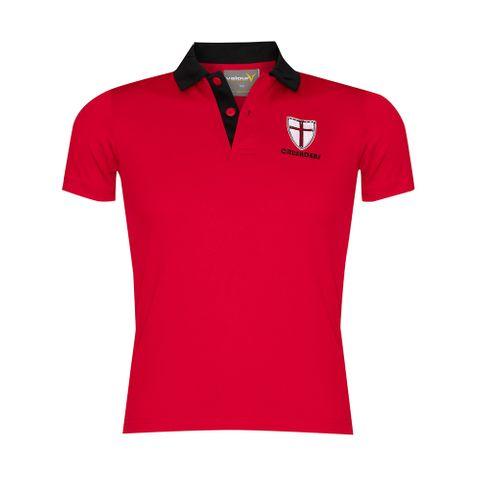 Crusaders Polo Shirt - Prep to Year 6