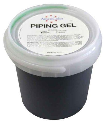 AMERICOLOR - GREEN PIPING GEL 5LB TUB