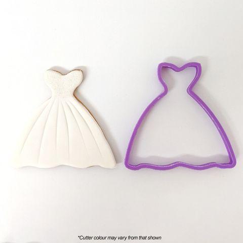 WEDDING DRESS | COOKIE CUTTER