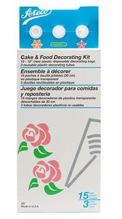 ATECO | CAKE & FOOD DECORATING KIT