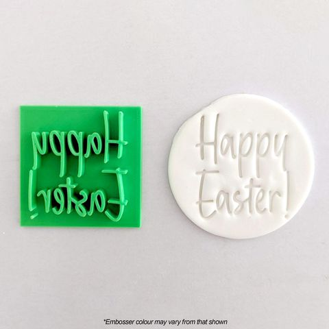 HAPPY EASTER SQUARE   STAMP