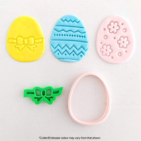 EASTER | COOKIE CUTTERS & EMBOSSERS | SET OF 3