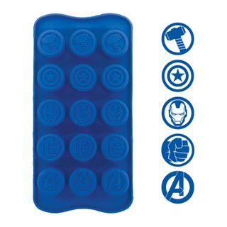 AVENGERS - SILICONE CHOCOLATE MOULD