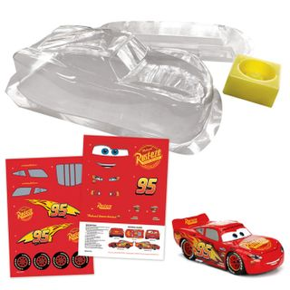 CARS LIGHTNING MCQUEEN | CHOCOLATE MOULD | 6 PIECES