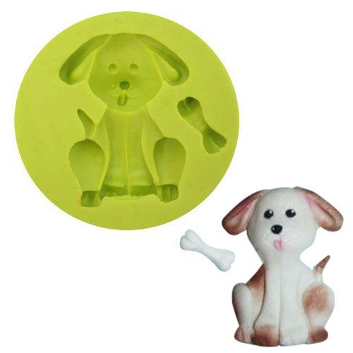 SILICONE MOULD - DOG