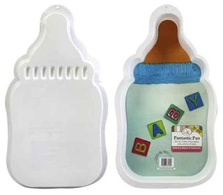 PLASTIC PAN - BABY BOTTLE