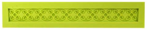SILICONE MOULD - PATTERN BORDER 3