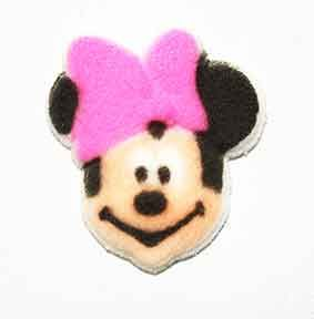 MICKEY MOUSE & FRIENDS - MINNIE MOUSE BOW DEC-ON (120)