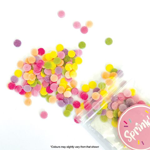 SPRINK'D | CONFETTI | WAFER SPRINKLES