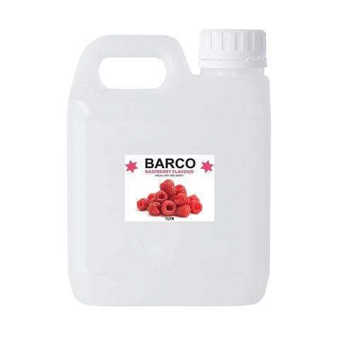 BARCO   FLAVOURS   RASPBERRY   1L