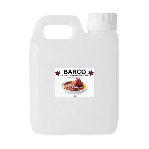 BARCO   FLAVOURS   BURNT CARAMEL   1L