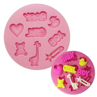 ASSORTED BABY MOULD