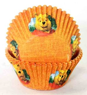 WINNIE THE POOH - BAKING CUPS TUB - 50 PIECE PACK