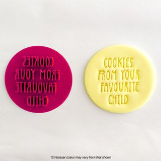 COOKIES FROM YOUR FAVOURITE CHILD   STAMP