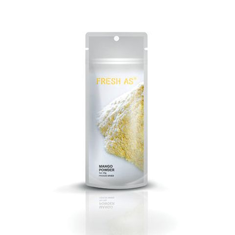 FRESH AS | MANGO POWDER | 40G