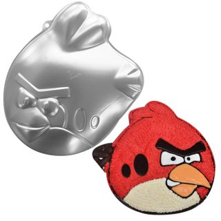 ANGRY BIRDS CAKE MOULD