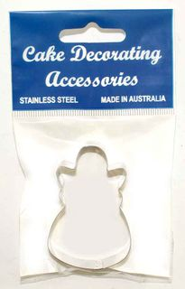 ANGEL/FAIRY | COOKIE CUTTER | STAINLESS STEEL
